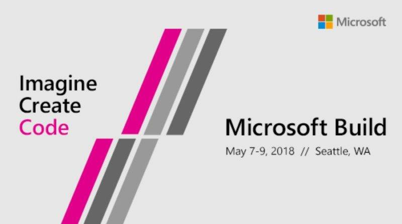 Build 201 8Announcement
