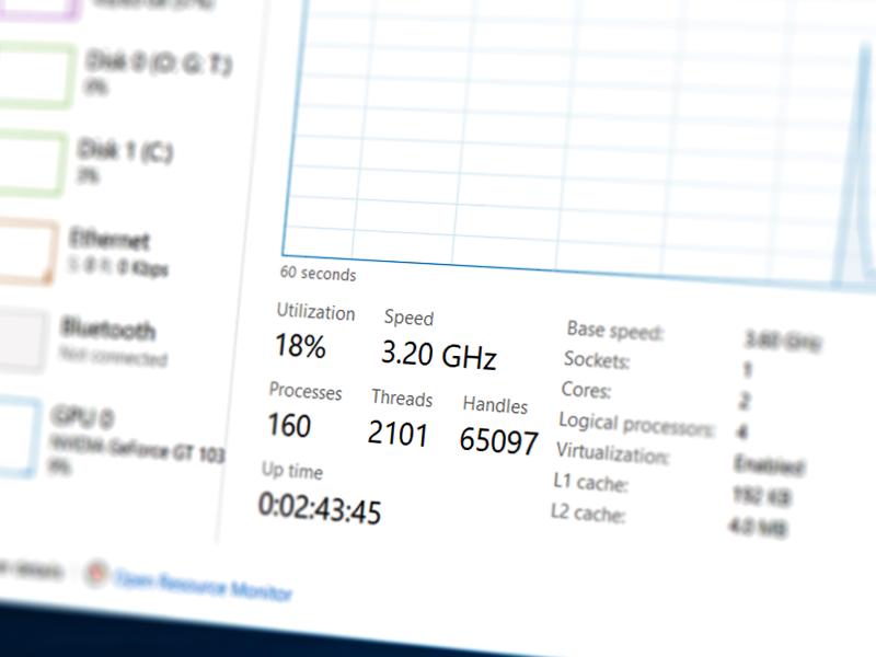 CPU Clock