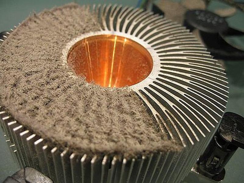 Radiator Dust