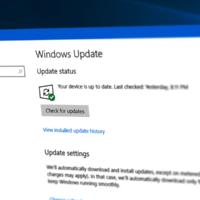 Microsoft наконец позволит возобновлять прерванные обновления
