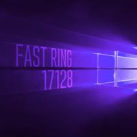 Вышла сборка 17128 в Fast Ring и 17127 в Slow Ring