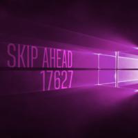 Вышла сборка 17627 в Skip Ahead