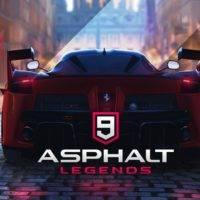 Asphalt 9 Legends выйдет на Windows 10