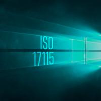 Вышли ISO-файлы сборки 17115