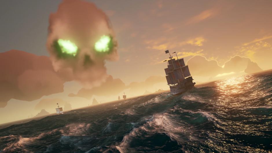 Sea ofThieves стала самой удачной свежей игрой Xbox One
