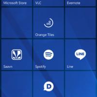 Приложение Orange Tiles обновилось до версии 1.2