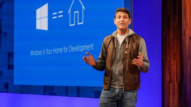 Microsoft объявила омасштабной реорганизации иотставке руководителя подразделения Windows