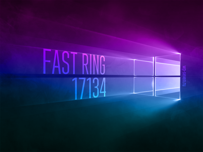 17134 Fast Ring