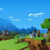Разработчики создали приложение для игры в Minecraft с помощью глаз