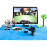 Microsoft показала прототип умной игровой поверхности