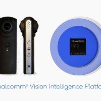 Qualcomm представила линейку процессоров для умных камер