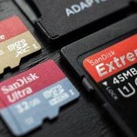 Компьютер не видит SD-карту памяти