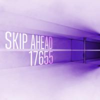 Вышла сборка 17655 в Skip Ahead