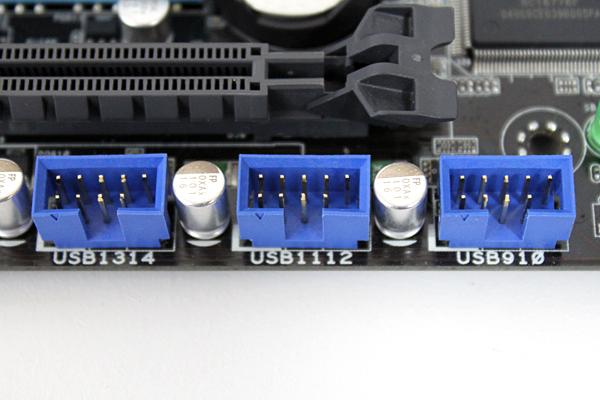 USB Headers