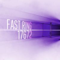 Вышла сборка 17672 в Fast Ring