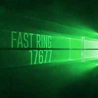 Вышла сборка 17677 в Fast Ring