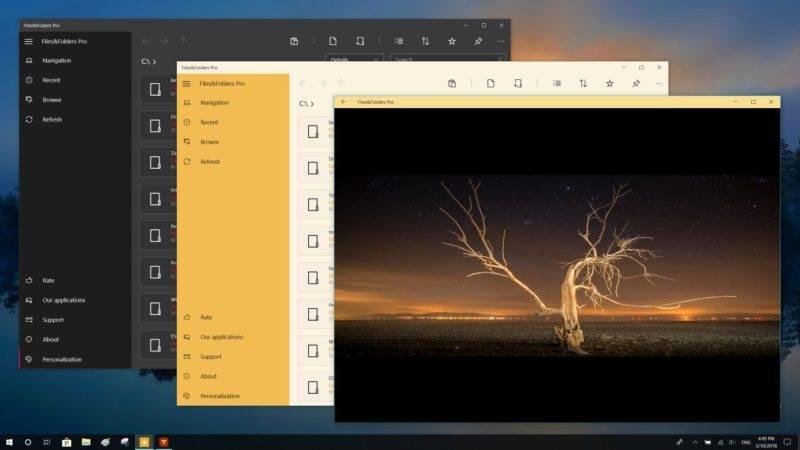 Files&Folders Update