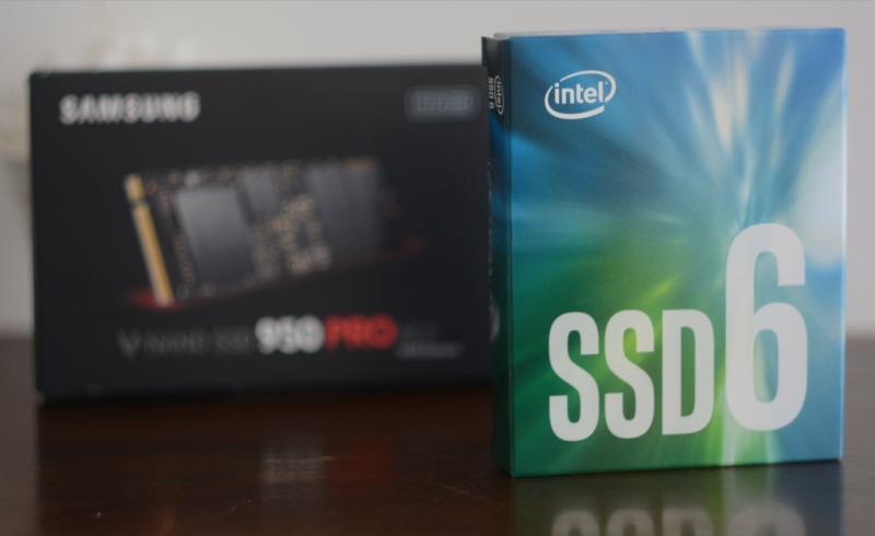 Intel SSD 600p
