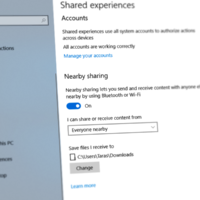 Near Share будет поддерживаться на Android и iOS