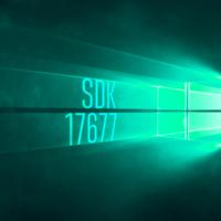 Microsoft выпустила Windows 10 SDK 17677