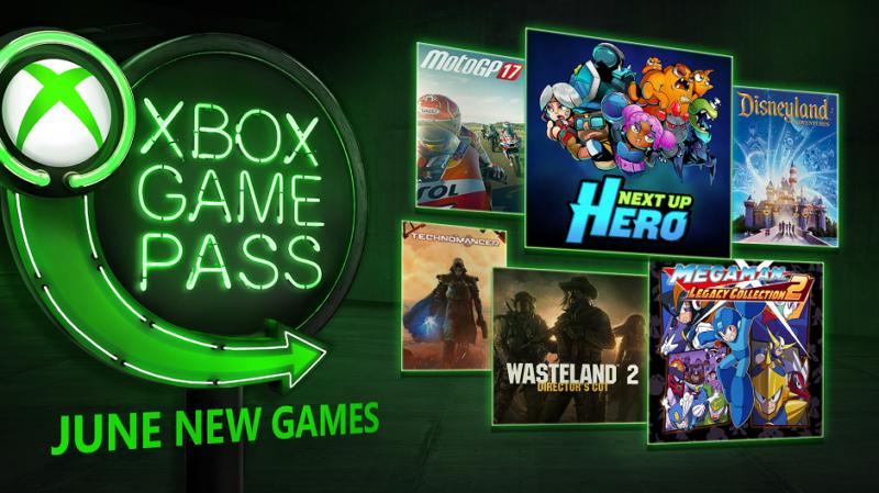 Xbox Game Pass June 18 Update