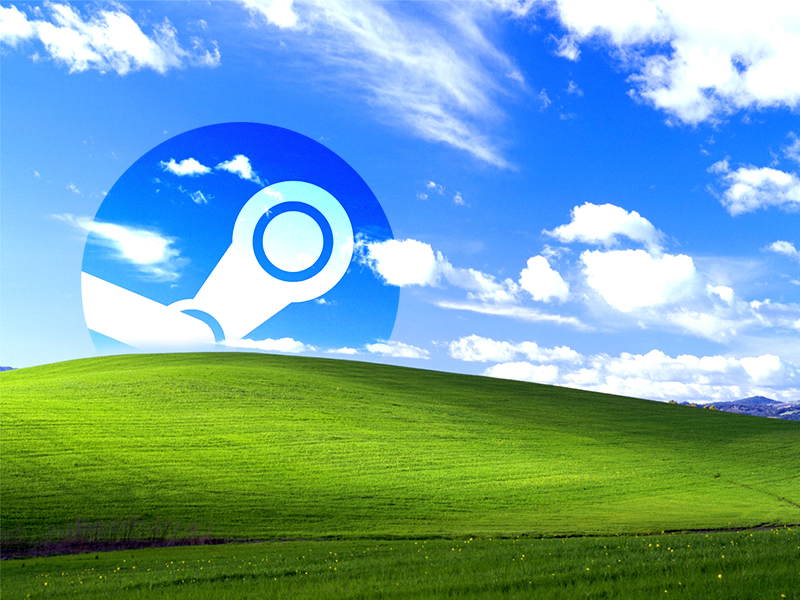 Steam Windows XP