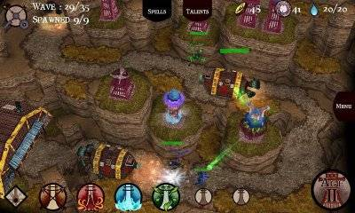 Скачать Arcane's Tower Defense v.2.1.0.0 для Samsung Focus S