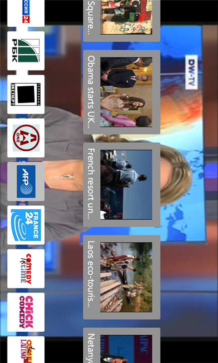 SPB TV 3.1.0.311 для Windows Phone
