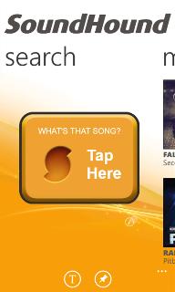 Скачать SoundHound для Nokia Lumia 1520