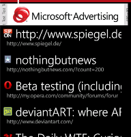 Opera Link for WP7 2.4.0.0