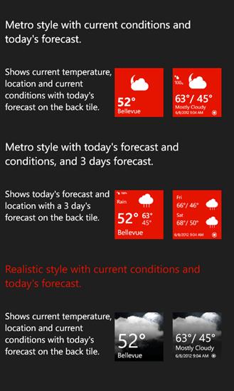 Скачать Amazing Weather для Microsoft Lumia 430