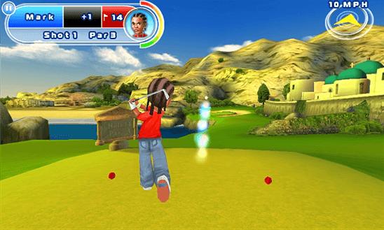 Скачать Let's Golf 2 v.1.3.0.0 для Nokia Lumia 820