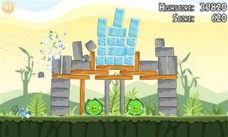 Скачать Angry Birds для HTC Titan