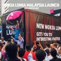 Nokia Lumia штормом ворвалась в Малайзию