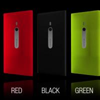 Nokia планировала зеленый и красный Lumia 800?