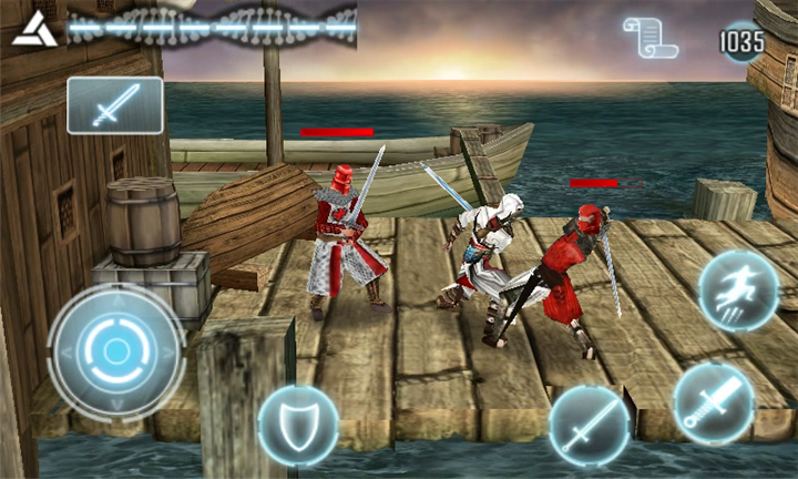 Assassin's Creed™ – Altaïr's Chronicles HD для Windows Phone