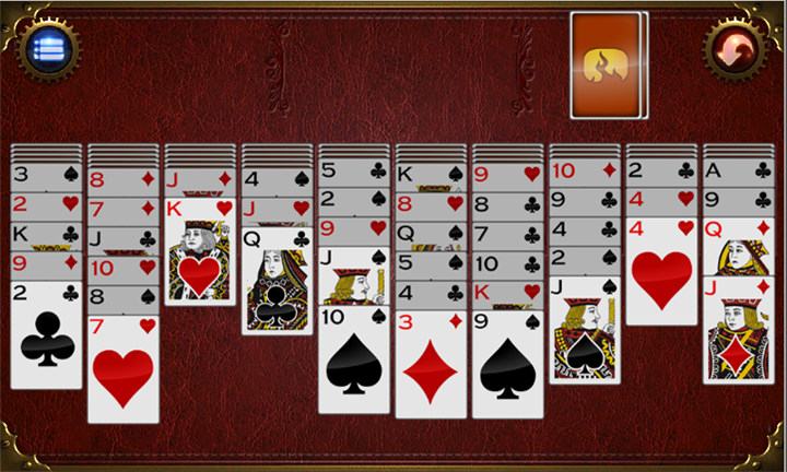 Скачать Game Chest: Solitaire Edition для Samsung Omnia 7