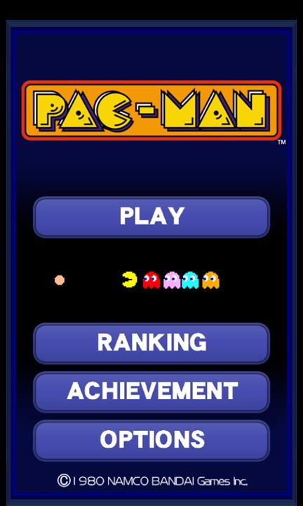 Скачать PAC-MAN для Yezz Billy 4.0