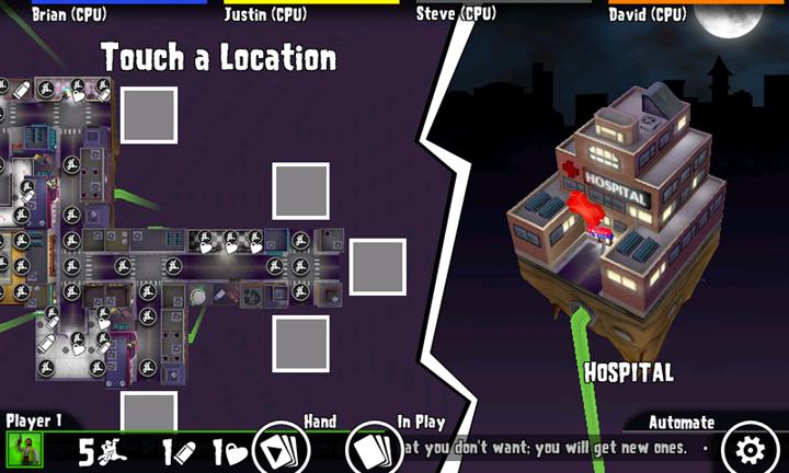 Zombies!!! для Windows Phone