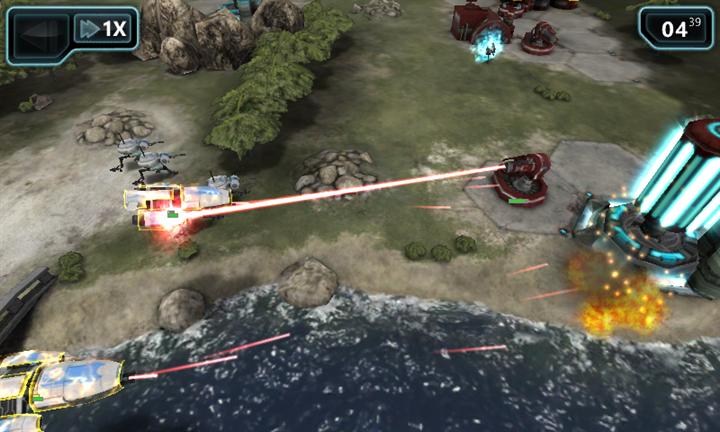 Скачать ARMED! для HTC Radar