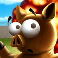 BomberPig для HTC Titan