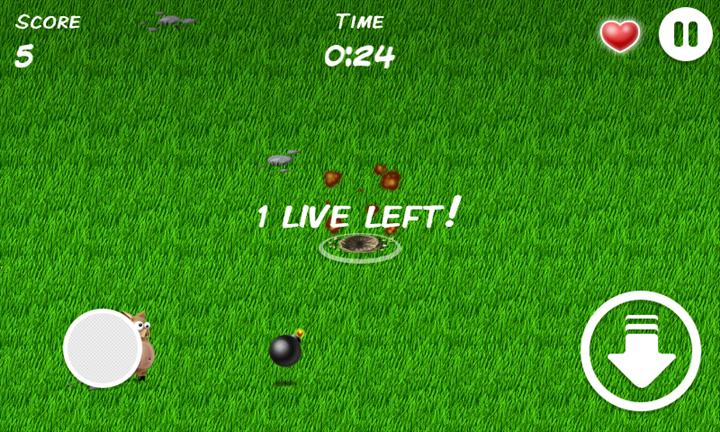 Скачать BomberPig для Yezz Monaco 4.7