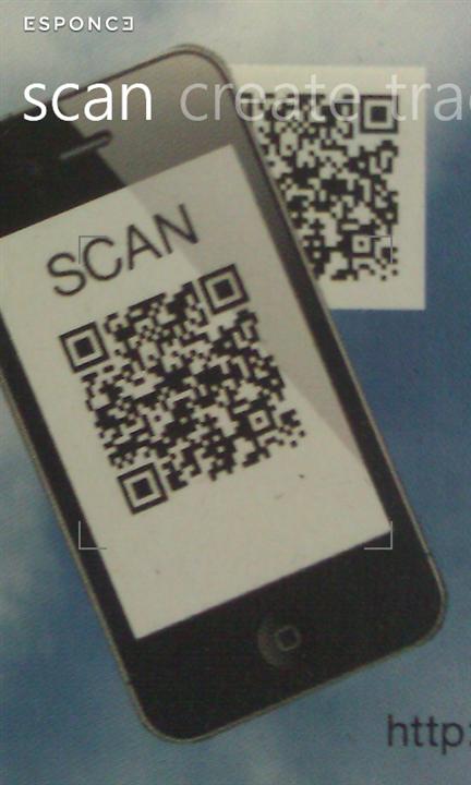 Скачать Esponce QR Reader для Q-Mobile Dream W473