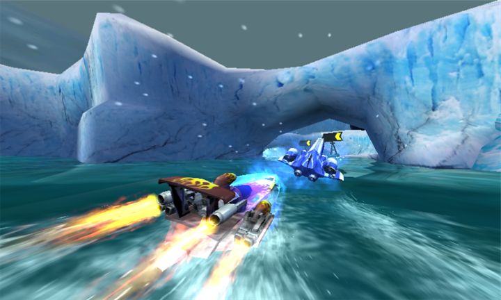 Hydro Thunder GO для Windows Phone