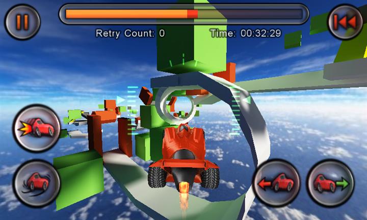 Скачать Jet Car Stunts WP для Nokia Lumia 635