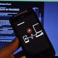 Windows Phone Tango обновление для HTC Mozart