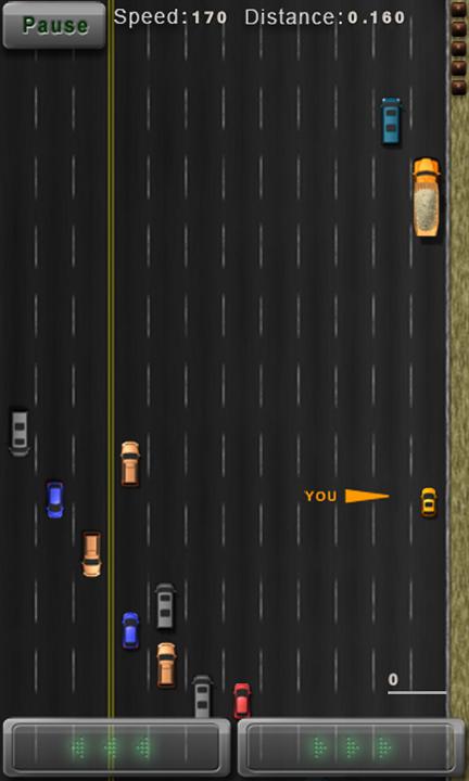 Kamikaze Race для Windows Phone