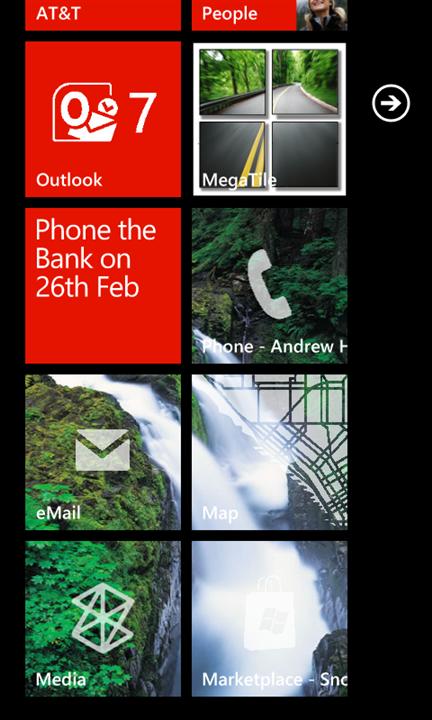 Скачать MegaTile для Nokia Lumia 820