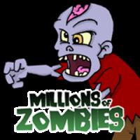 Millions Of Zombies для Yezz Monaco 4.7