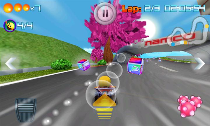 PAC-MAN Kart Rally для Windows Phone